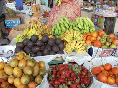 bananas antigua market